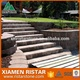Natural outdoor granite stone stairs treads and steps riser