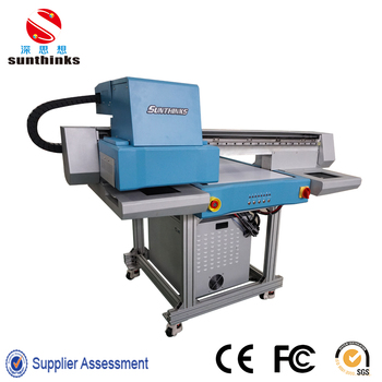 Full Automatic Sgh0606 Mimaki Uv Flatbed Printer For  Glass,Plastic,Pvc,Metal - Buy Texjet Printer Price,Xenon Printer,3d  Concrete Printer Product on