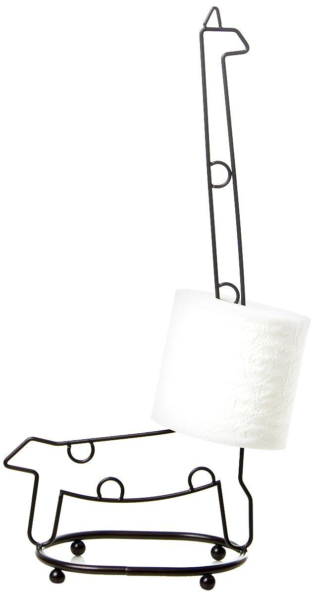 Taymor Giraffe Toilet Tissue Holder, Chrome