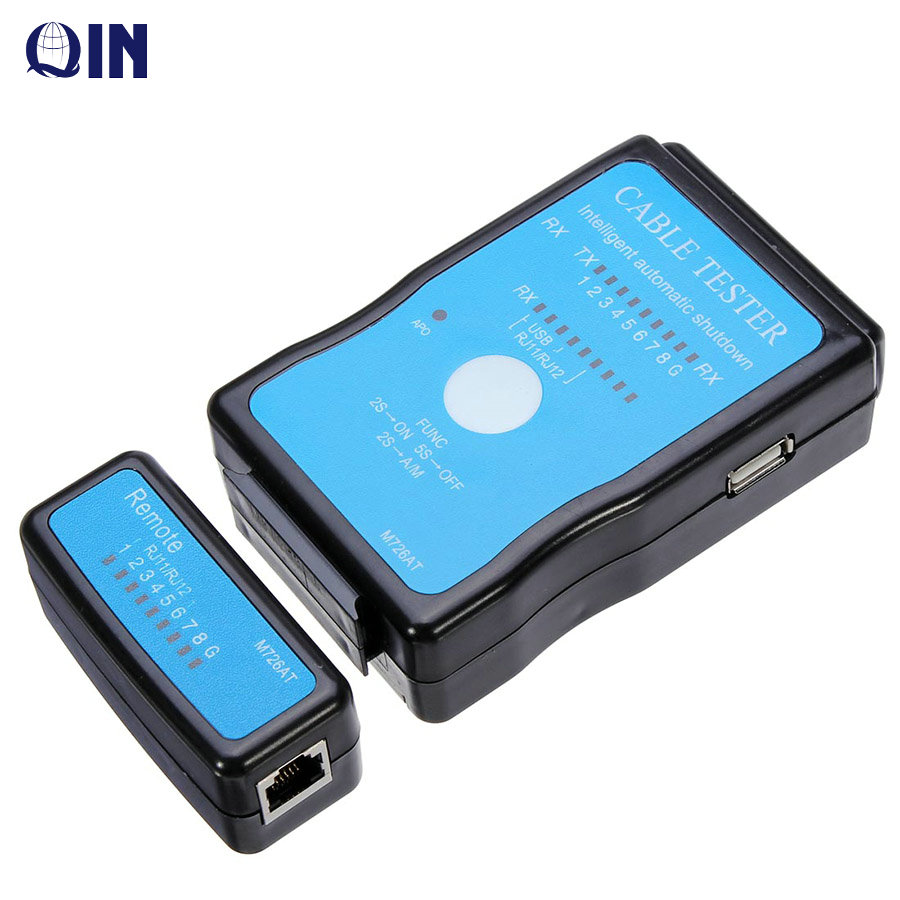 Lan Usb Network Rj45 Cat5 Rj11 Cable Tester Wholesale 10base Bnc Rg45 And Etc Circuit Testers Suppliers Alibaba