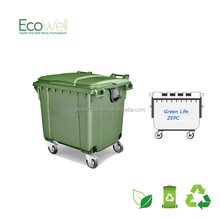 big volume plastic containers for chemical with cap and handle