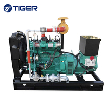 single phase small power 15kva to 50kva CE certified natural gas generators for home use
