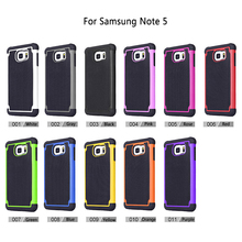2017 Manufacture Mobile phone accessories, Tpu pc silicone For samsung galaxy note 5 case