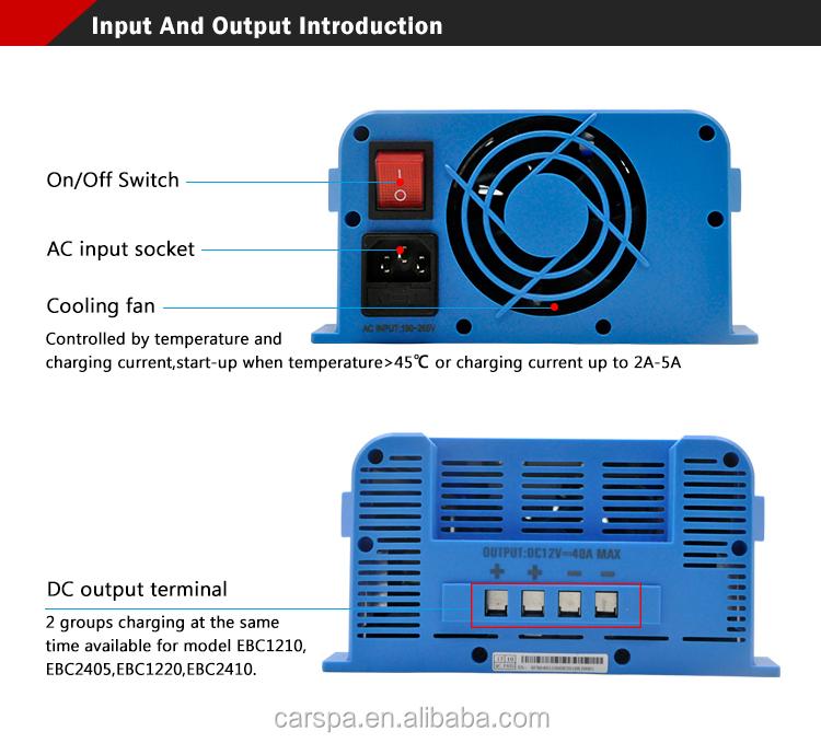 Automatic 6 Volt 12 Volt 24 Volt Lead Acid Battery Charger Circuit