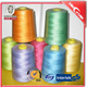 Factory price big cone 8000yds anchor embroidery thread