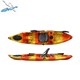 Sit On Top Angler Kayak Plastic Fishing Kayak wholesale