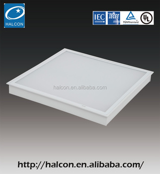 Round Aluminum Led Light Panel 40w 2x2' Led Troffer Light Cul ...