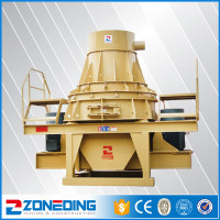 High Efficient Best Price Vertical Shaft Impact Crusher, Sand Maker