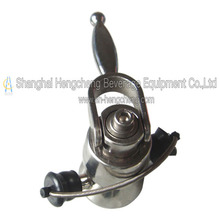 Stainless Steel Sanitary High quality Angle seat,Adjusting valve For Equipment parts