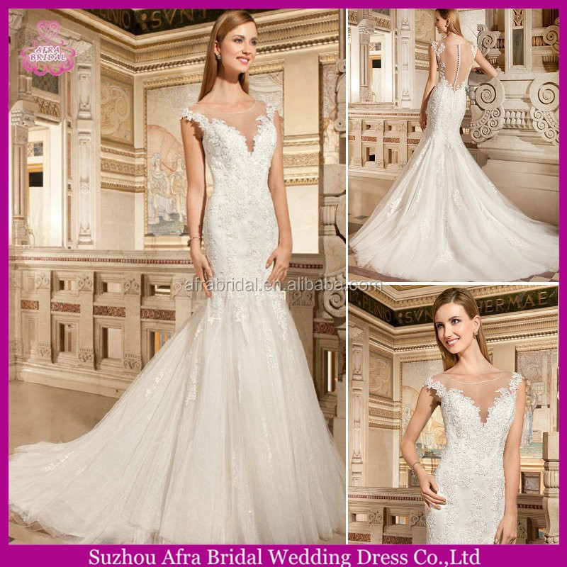 SD904 Elegant wedding dress in istanbul arabic style lace wedding dress cinderella wedding dress