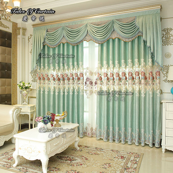 Polyester Elegant Window Curtain With Factory Price And Elegant Living Room  Curtains And Valances - Buy Polyester Elegant Window Curtain,Elegant ...