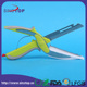 Kitchen Knife with Cutting Board and Finger Guard, 6 in 1 Universal Scissors