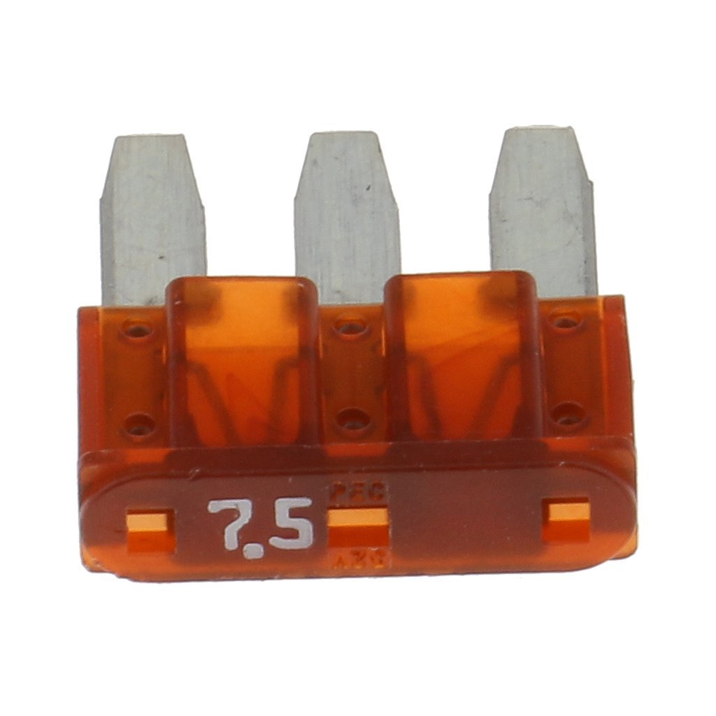 MagiDeal Universal DC 12-32V 7.5Amp Mini Fuse Style Car Truck Boat Marine RV - 7.5A