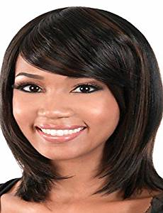 Wigs have an attractive convenience fashion Fashion Mix Color Straight Woman's Synthetic Wigs Hair