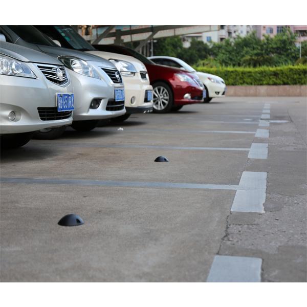 Spacing Of Parking Lot Lights: Wireless Zigbee Parking Space Sensor With Outdoor Smart