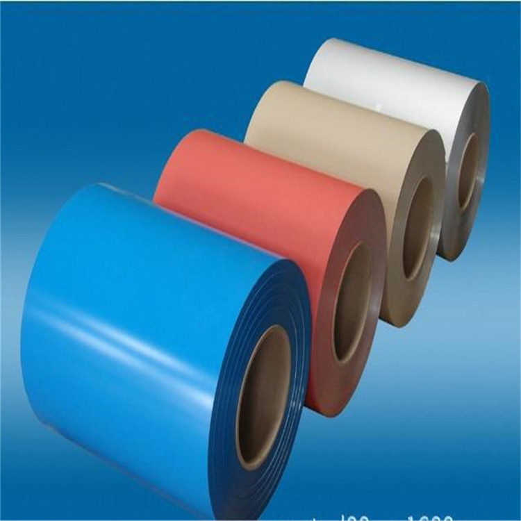 painted steel sheet coil best selling ppgi coils from tianjin