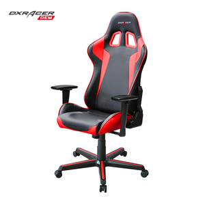Wholesale PU Leather Office ergonomic gaming chair With Footrest