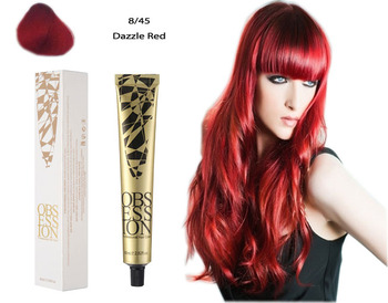 Bright Red Unique Hair Dye Colors Best Quality Of Red Wine Brand ...