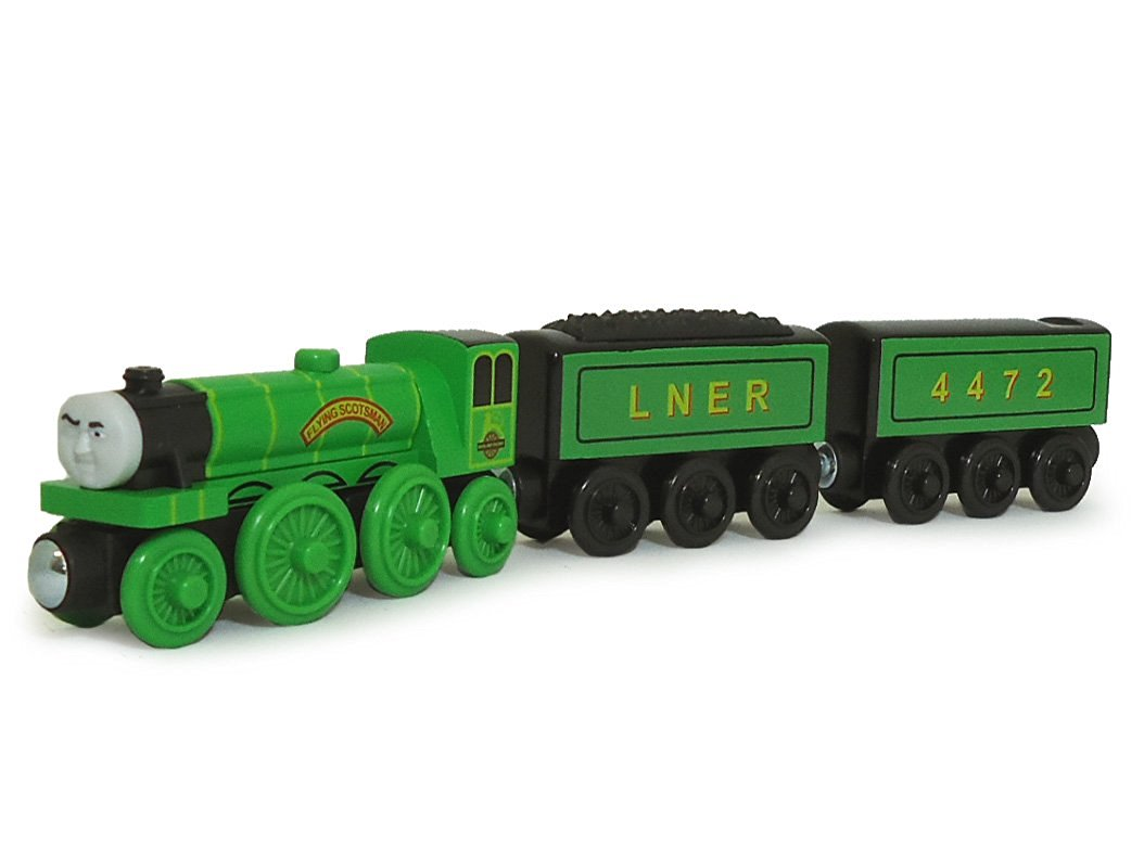 Fisher-Price Thomas the Train Wooden Railway Flying Scotsman