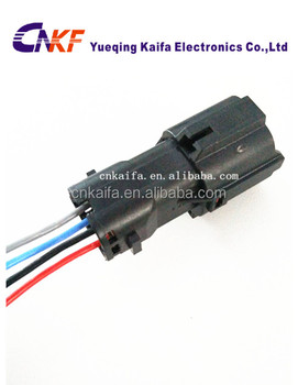 KET 4 pin male auto connector wire_350x350 ket 4 pin male auto connector wire harness pigtail mg640333 buy