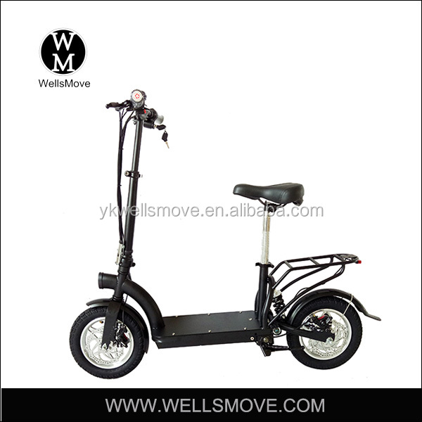 <strong>city</strong> commute 12 inch wheel electric adult folding mobility scooter