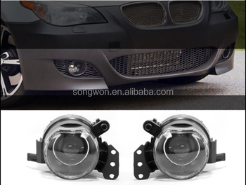 Car Accessories For Bmw E60 M5 Style Fog Lights - Buy B-mw E60 M5(look) Fog  Lamp,Fog Lamp For Bm-w E60 M5,Bm-w E60 M5 Type Fog Lamp Product on