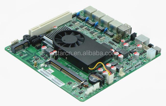 Pfsense Server Motherboard,Intel Atom D525 Firewall Motherboard ...