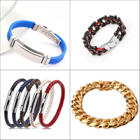 discount stainless steel jewelry bracelet