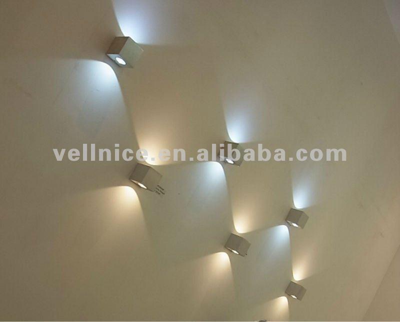 Energy Saving 1w Down Wall Lamp Led Light Edison W3a0007