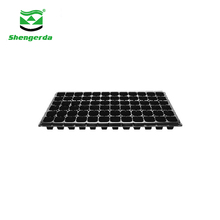 plastic water tray plastic flower pot/ Plastic Seedling Tray