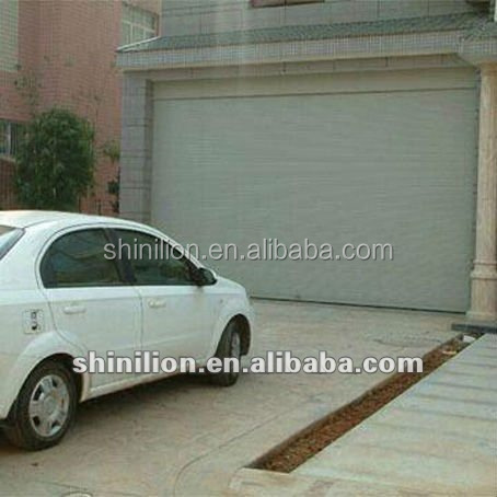 Automatic Garage Rolling Door with Remote Control