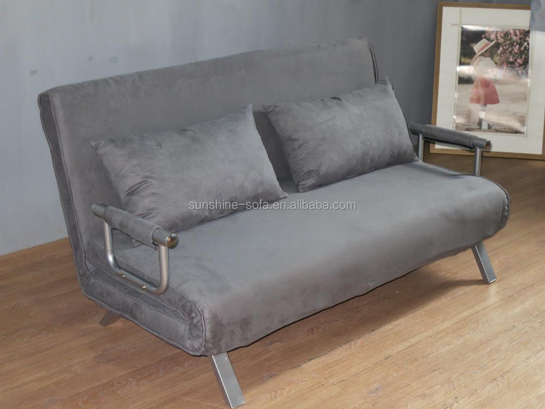 Moderne woonkamer stoffen fauteuil metalen slaapbank goedkoop ...