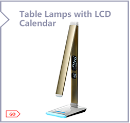 Usine Vente Directe LED Pliable Étudiant Lecture Lampe de Table