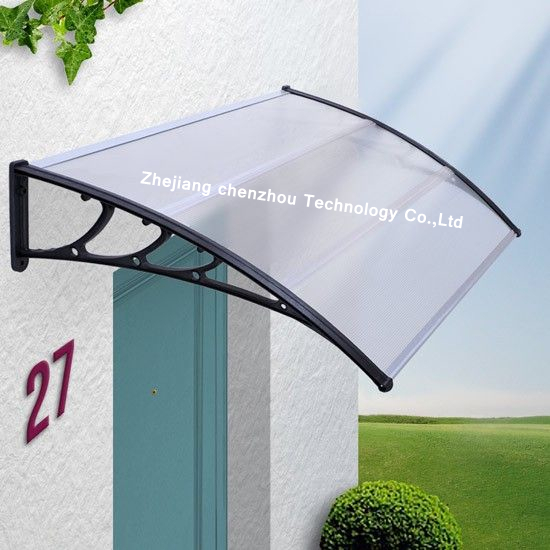 large polycarbonate plastic awning materials rain door canopy