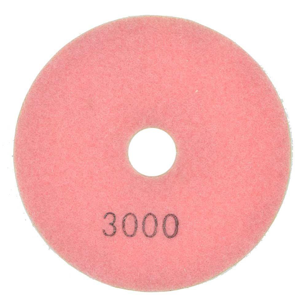"""Resin Diamond Polishing Pad, 4"""" 3000 Grit - E43000"""