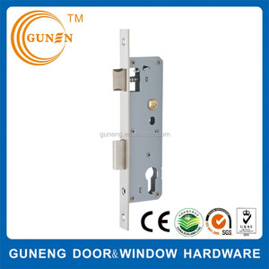 Globe hotel keyless nfc master mortise door door lock, door lock parts price, mortise lock body