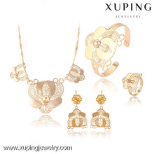 63607-Xuping Jewelry Fashion Girl Sets For Wedding