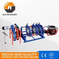315mm HDPE Pipe Welding Machine factory