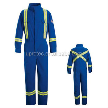 NFPA 70E ARC Flash Fireproof Protective coverall,arc flash protective clothing
