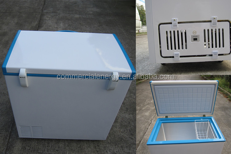 Solar Power Freezer 12v Boat Fridge Used Commercial Refrigerators ...