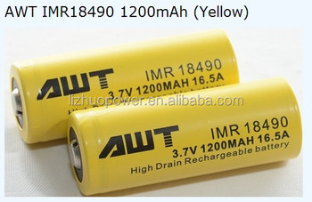 China Supplier 16.5a Awt 18490 4.5v Lead Acid Battery Rechargeable ...