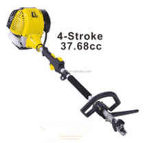 4 stroke gasoline brush Cutter,grass trimmer with CE,multi tool brush cutter