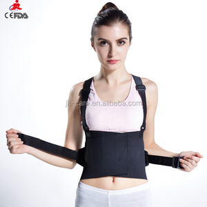 Adjustable elastic comfortable Waist Back Support back support girdle