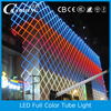 outdoor led pixel tube light for building decoration