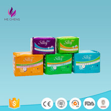 Feminine hygiene product disposable sanitary menstrual pads