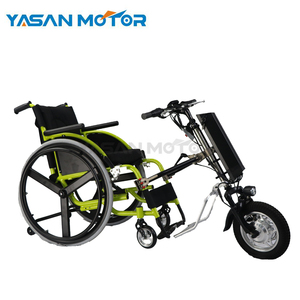 250W Electric Wheelchair electric hand Bike For Disabled With 36V 8.8Ah LG Lithium Battery