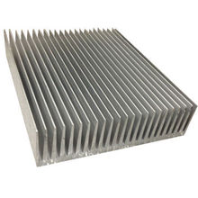 Insert fins heat sink customized aluminum heatsink
