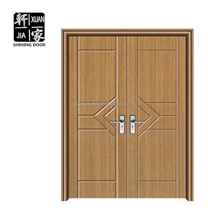 Superbe Double Swing Wooden Doors, Double Swing Wooden Doors Suppliers And  Manufacturers At Alibaba.com