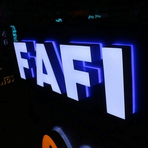 [FOCON]Factory Supply 3D Light Sign LED Channel Letter LED Sign indoor and outdoor acrylic LED letters