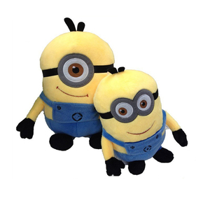 Factory custom wholesale cheap minion plush stuffed toys